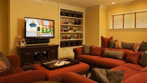Tv Room Sofa by Arrange Furniture Around Fireplace Tv Interior Design