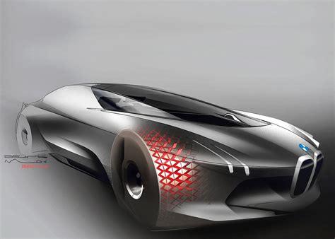 New Car Bmw Vision Next 100 Concept  Car Design News