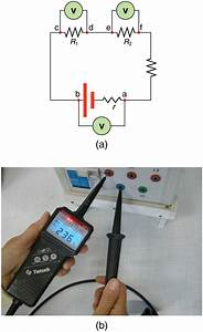 Dc Voltmeters And Ammeters