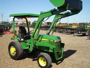 John Deere 855 For Sale  12 995