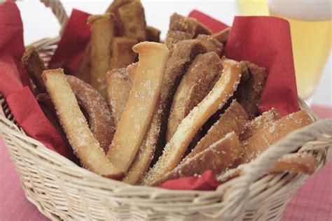 パン の 耳 レシピ