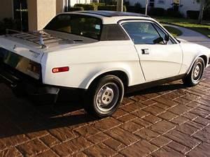 1978 Triumph Tr7 Manual Rwd Other 4