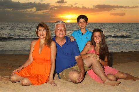 Sunset Beach Portraits Maui