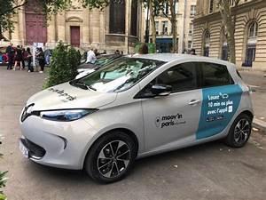 Location Voiture Electrique Paris : renault et ada s 39 associent dans l 39 autopartage lectrique paris l 39 argus pro ~ Medecine-chirurgie-esthetiques.com Avis de Voitures
