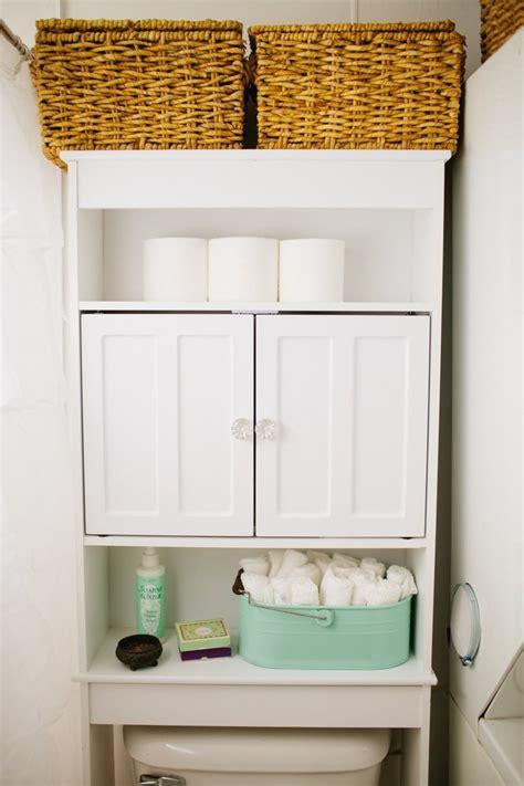 brilliant   toilet storage ideas