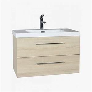 Refrigerateur 80 Cm De Large : aquazur meuble salle de bain 2 tiroirs 80cm ~ Dailycaller-alerts.com Idées de Décoration