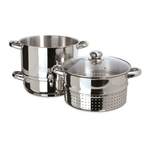 juicer steam steel cuisine euro stainless stove tempered glass spigot lid stovetop