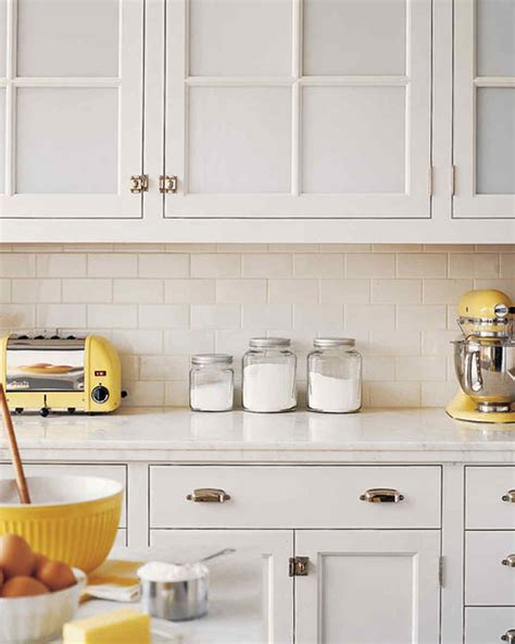 Organize Your Kitchen Cabinets In Nine Easy Steps  Martha