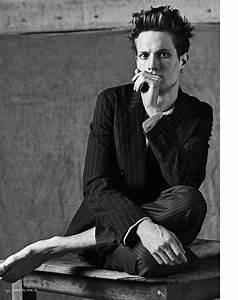 Felix Gesnouin Models Gucci Dries Van Noten More For