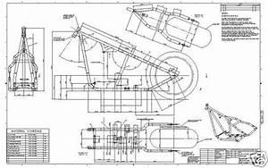 Harley Davidson Softail Frame Blueprint