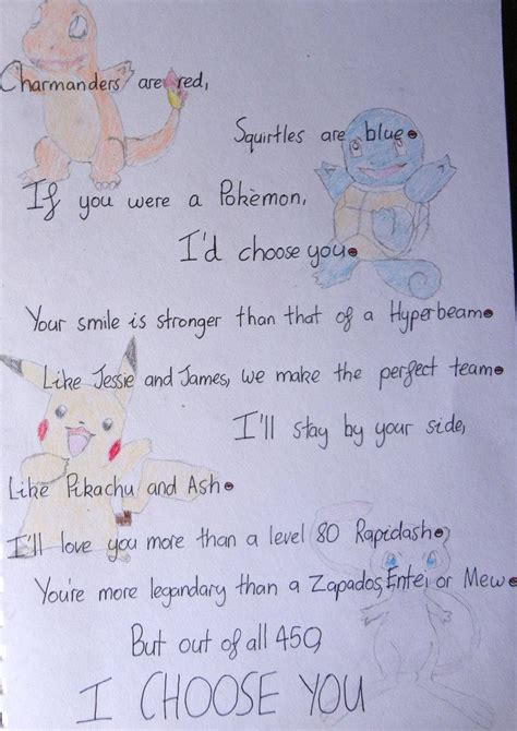 cute pokemon pokemon poem  kageis  deviantart