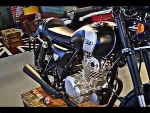 Mash 125 Cafe Racer : mash 250 cafe racer youtube ~ Maxctalentgroup.com Avis de Voitures