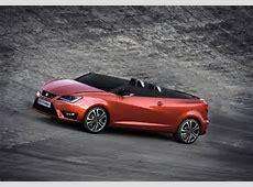 Seat Ibiza Cabrio! Seat Ibiza CUPSTER'la tanışın