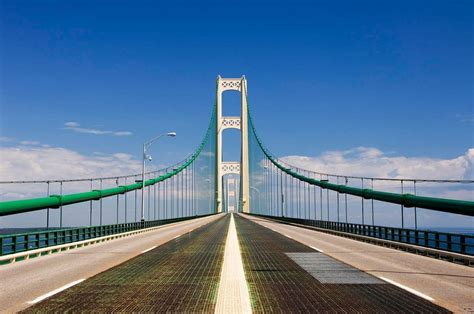 seasonal views gallery mackinac bridge authority