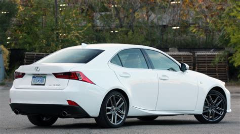 Lexus Is 250 To Get New Turbo Four?