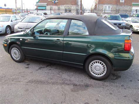volkswagen convertible cabrio 2001 volkswagen cabrio pictures cargurus