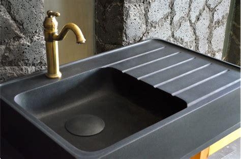 entretien evier granit noir 201 vier en pour cuisine shadow granit grand luxe 90x60cm taill 233 dans la masse