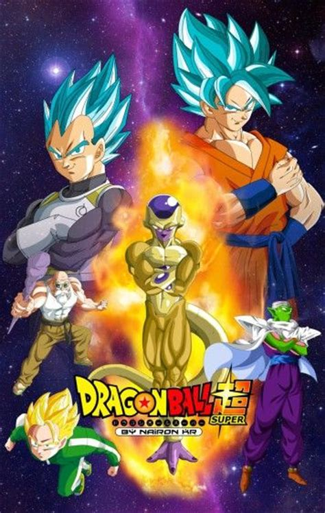 dbs golden freezer saga dragon ball super dragon ball