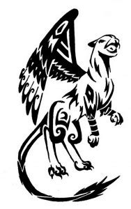 16 cool Tribal Animal Tattoos