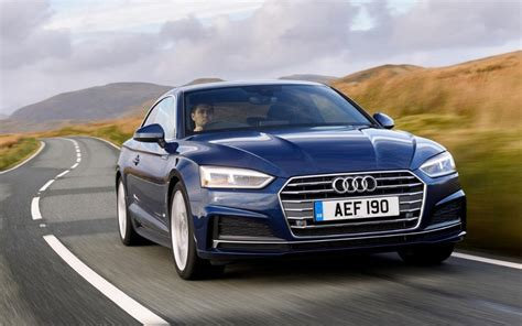 audi a5 review handsome looks but can it beat bmw and mercedes