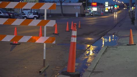 Corner Pantry Rapid City Repairs Continue After Thanksgiving Water Line In