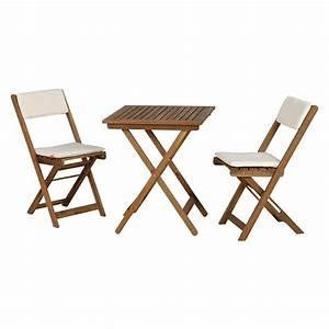 Balkonmöbel Set Holz : siena garden balkonm bel set almeria 3 tlg natur 8247 sonstiges sommermoebel holz icda ~ Yasmunasinghe.com Haus und Dekorationen