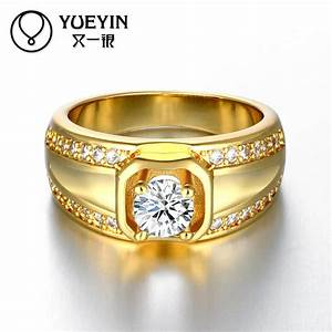 attractive wedding rings 24k gold diamond wedding ring With 24k wedding ring