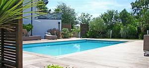 Cacher Vis A Vis Plongeant : amenagement autour d 39 une piscine henri mignon ~ Melissatoandfro.com Idées de Décoration