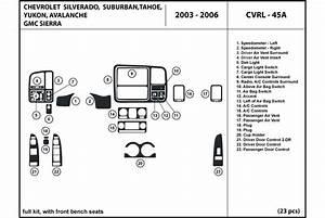Dl Auto U00ae Chevrolet Silverado 2003