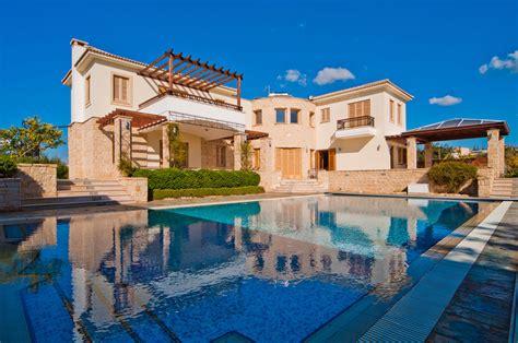 elite villa  cyprus map location  elite villa