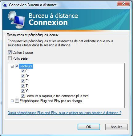 bureau distance philten com accéder à un pc windows à distance par