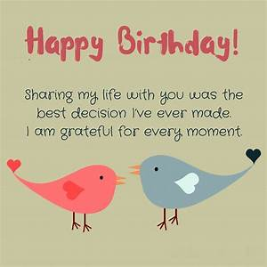 Happy Birthday Husband – Wishes, Quotes, Messages | Happy ...