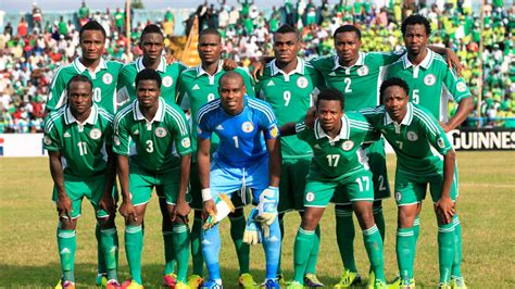 Fifa Bans Nigeria From International Competition World