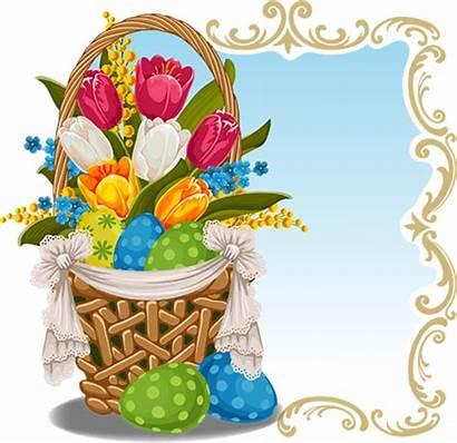 Easter Clipart Clip Egg Paques Transparent Tubes