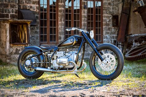 Bmw R5 Hommage By Unique Custom Cycles