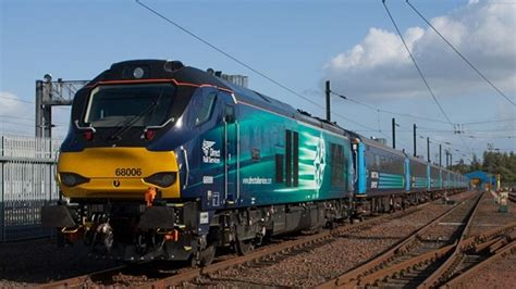 Class 68 Diesel Locomotive To Be Introduced In Cumbria