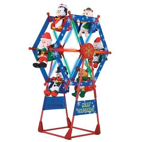 christmas ferris wheel gemmy wiki fandom powered  wikia