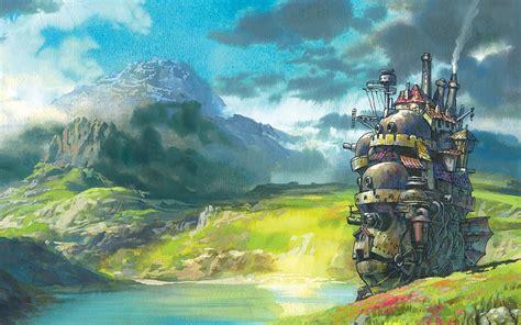 Howl S Moving Castle Hd Howl 39 S Moving Castle Wallpaper Wallpapersafari