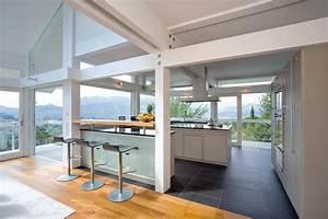 Offene Küche Ideen : designhaus bilder ideen couch ~ Watch28wear.com Haus und Dekorationen