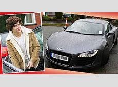 Harry Styles buys himself a £90k Audi R8 during One