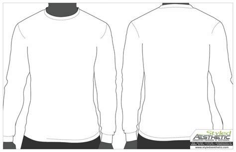 sleeve t shirt template sleeve t shirt template the best template ideas