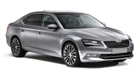 Skoda Confirms Plug-In Hybrid Superb Will Be Automaker's ...