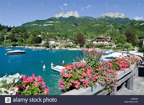 Lake Annecy Stock Photos And Lake Annecy Stock Images Alamy
