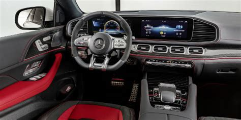Amg tartufo brown/black exclusive nappa leather. 2021 Mercedes-AMG® GLE 53 Coupe Power and Performance Specs