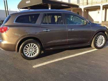 Brown Buick Enclave by 2012 Buick Enclave Suv Brown For Sale On Craigslist Used