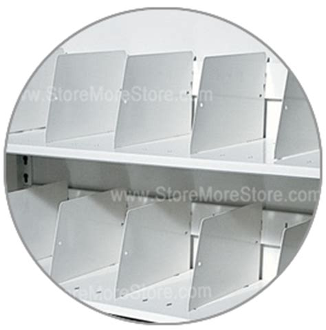 Metal Lateral File Cabinet Dividers by Steel File Dividers