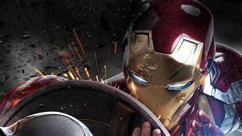 Wallpaper Iron Man, 4k, 8k, Movies, #7365