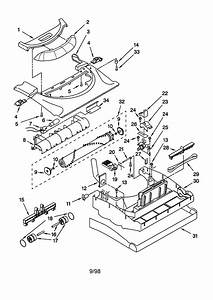 Kenmore Upright Vacuum Cleaner Parts