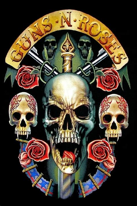 Guns N Roses Wallpapers WallpaperSafari