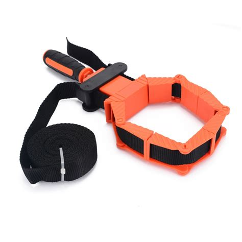 woodworking picture frame band strap clamp holder miter